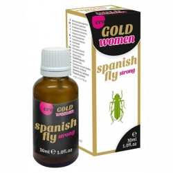Ero Spanish Fly Strong Gold For Women