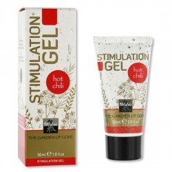 Shiatsu Gel Estimulante Hot Chili