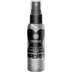 Dona Spray Liquido Brillante Plata 60 Ml