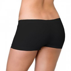 Leg Avenue Braguita Short De Color Negro U