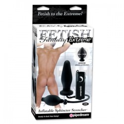 Fetish Fantasy Extreme Plug Hinchable