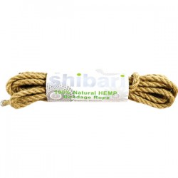 Natural Hemp Cuerda De Bondage 5m