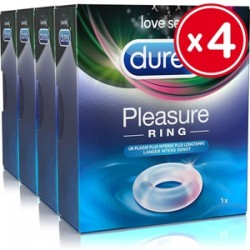 Durex Pleasure Ring (4 Uds)