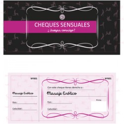 Cheques Sensuales