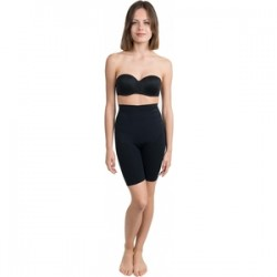 Shorty Push Up Cosmético-textil Color Negro M