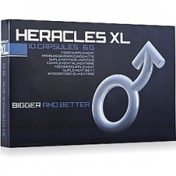 Heracles Xl 10 Cápsulas